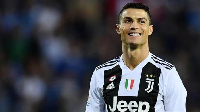Cristiano Ronaldo of Juventus F. C.